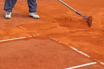 Comparison of Tennis Court Surfaces